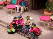 We offer a Spanish-City-Combination-Program between Tandem Santiago and our Partner school Acupari in Cusco. Acupari is the most experienced Spanish School in Cusco.  You can enroll in our City-Combination-Programs through us independently where you want to start your program. If you want, you can quote other combinations with different periods of classes.